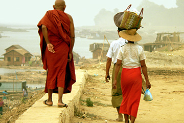 Adventure in Burma