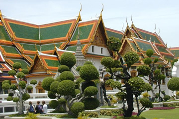 Bangkok Grand Palace & Emerald Buddha Tour
