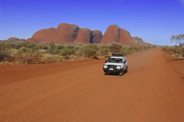 4WD Red Centre Explorer