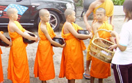 Teaching Monks