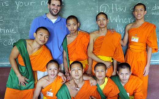 Volunteer Teaching in Chiang Mai